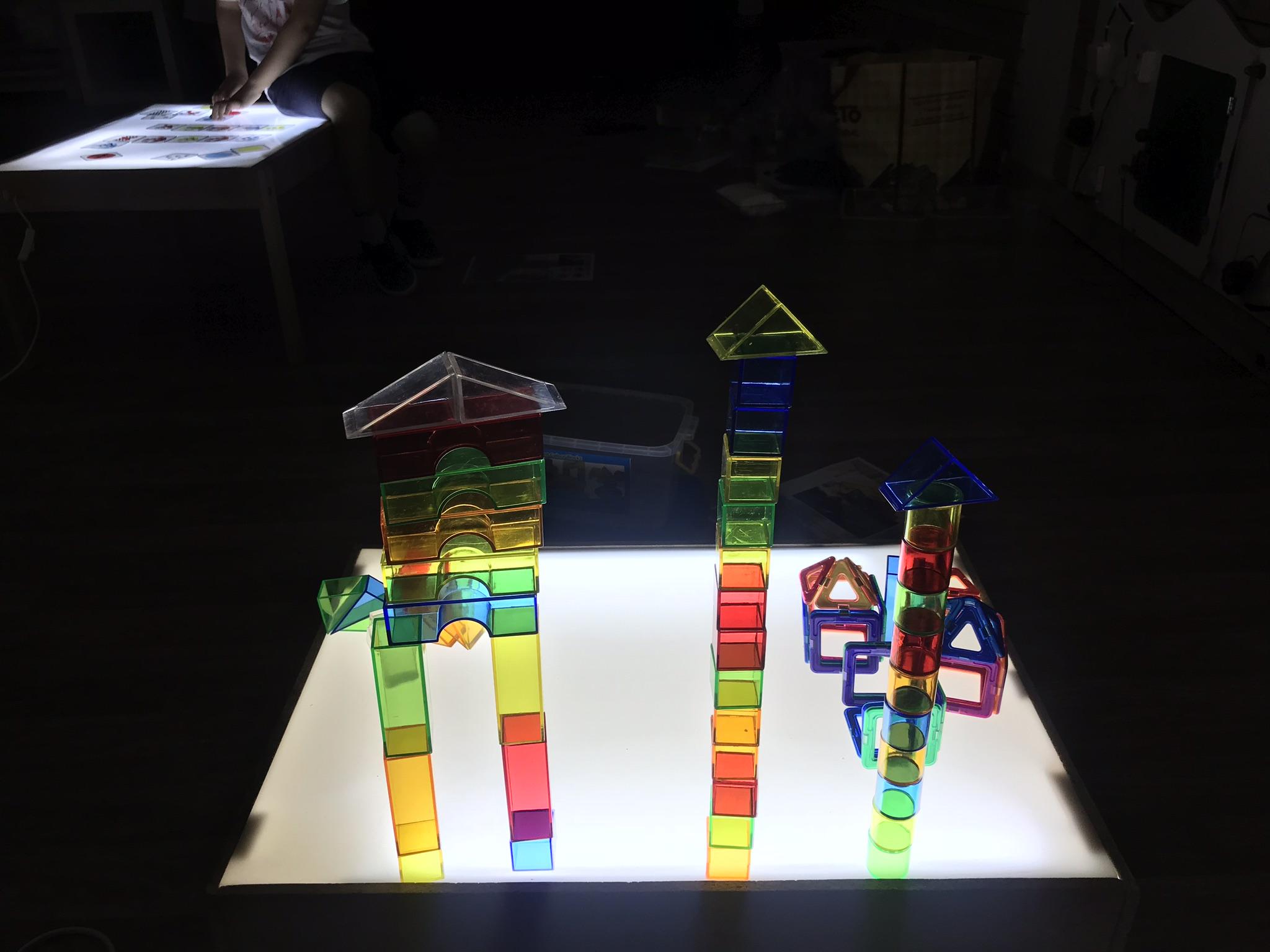Recursos para la mesa de luz