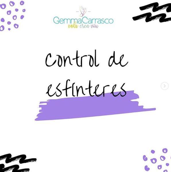 Control de esfínteres